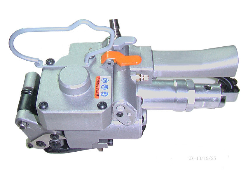 YK-19/25国产气动塑钢带打包机