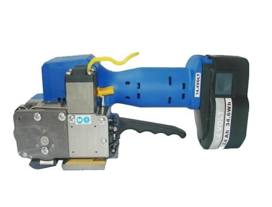 P322/P323充电式塑钢带打包机